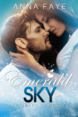 Emerald Sky - The shape of hearts Buch Cover