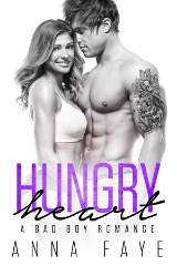 Hungry Heart E-Book Cover